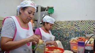 Se ofrecen 67,500 raciones de comida al día, en 493 Comedores Comunitarios operados por Sedeso-CDMX