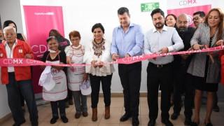 Inaugura Gobierno de la CDMX Comedor Comunitario administrado por adultos mayores